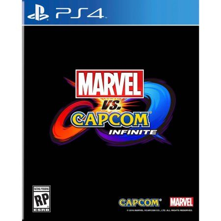 Marvel vs Capcom 4:Infinite Playstation 4 [PS4]