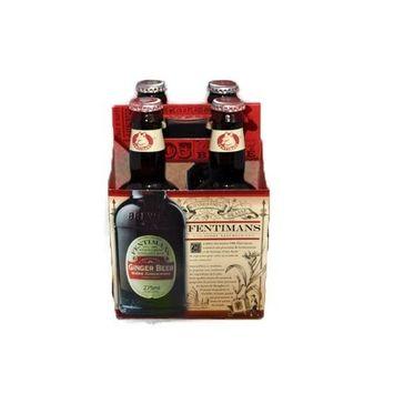 Fentimans, Ginger Beer 4pk/9.3oz.