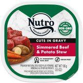NUTRO Simmered Beef & Potato Stew
