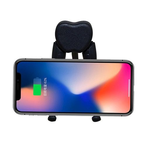 Cell Phone Stand Holder - Desktop Solid Portable Universal Desk Stand Compatible with All Mobile Smart Phone for Huawei iPhone X 8 7 6 Plus 5 Ipad Mini Tablet Office Decor
