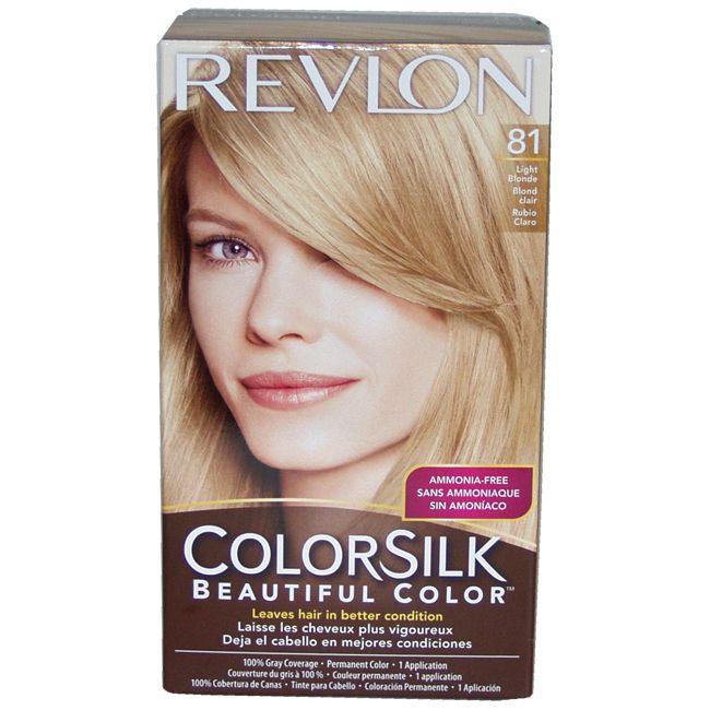 colorsilk Beautiful Color #48 Burgundy by Revlon for Unisex - 1 Application Hair Color