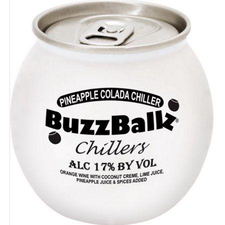 Tropic Chillerz Buzzballz Chillerz Pnaple Colada Chiller