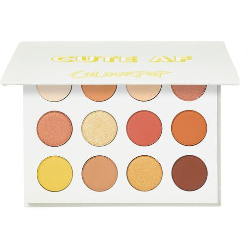 Yes, Please! Pressed Powder Eyeshadow Palette