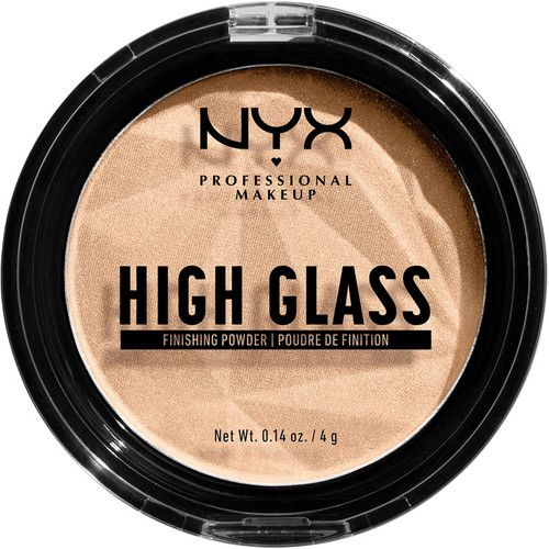 NYX Professional Makeup High Glass Finishing Powder