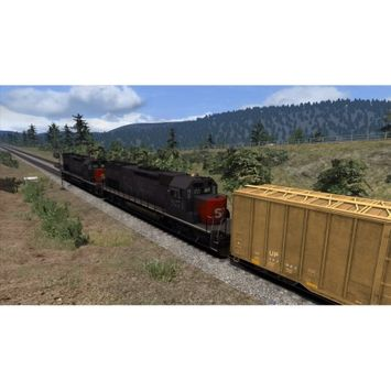 Dovetail Games Train Simulator Add-On - Donner Pass: Southern Pacific DLC (PC)(Digital Download)