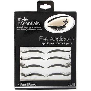 DDI 2131327 Style Essentials Eye Appliques Case of 48