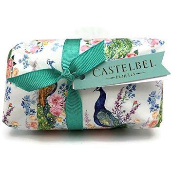 Castelbel Porto Wild Gardenia Luxury Soap Bar 10.5 Oz