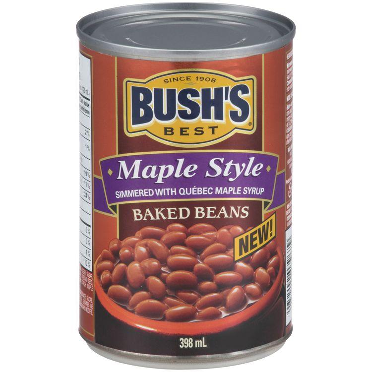 BUSH'S Maple Style Baked Beans