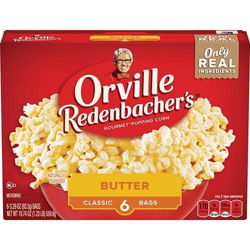 Orville Redenbacher's Butter