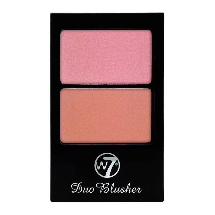 W7 Cosmetics Duo Blusher Compact 7g