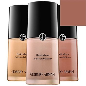 Giorgio Armani Fluid Sheer - # 11 Amber - 30ml/1oz