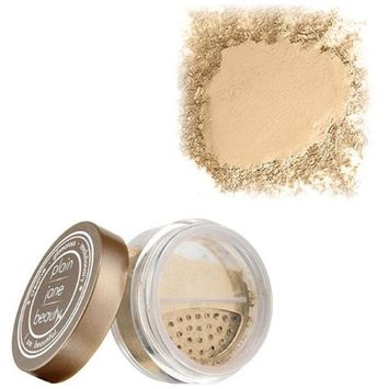 Plain Jane Beauty 232027 I Am Brilliant 7 Get Loose Powder Foundation