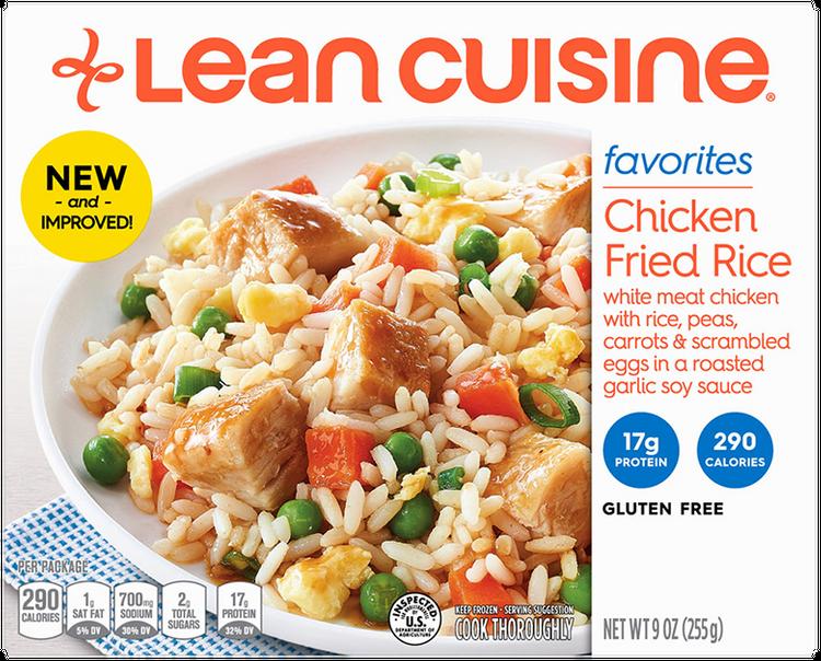 Lean Cuisine Chicken Fried Rice