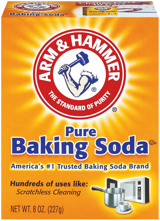 ARM & HAMMER™ Baking Soda Box