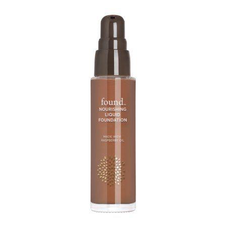 Hatchbeauty Products FOUND NOURISHING Liquid Foundation with Raspberry Oil, 180 Deep, 1 fl oz