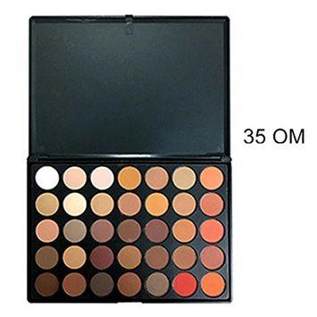 Binmer(TM) 35 Colors Renaissance Eye Shadow Makeup Cosmetic Shimmer Matte Eyeshadow Palette