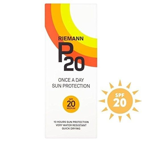 Riemann P20 SPF20 1 Day/10 Hour Protection 200ml