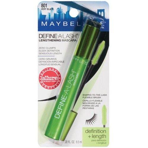 Maybelline Define A Lash Volume Mascara - Very Black