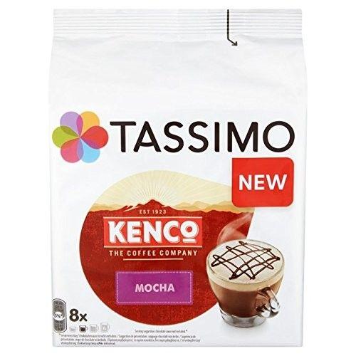 Tassimo Kenco Mocha 8 per pack