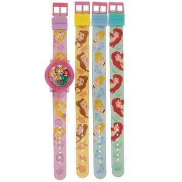 Disney Princesses Interchangeable Strap Watch