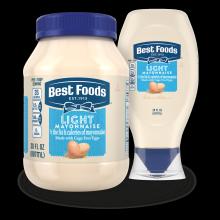 Best Foods Light Mayonnaise