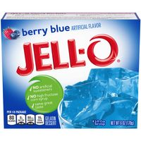 Jell-O Berry Blue Instant Gelatin Mix