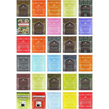 Harney & Sons Mixed Tea Variety Care Package Sampler
