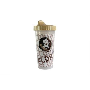 Insulated Sippy Cup   Official NCAA Auburn University Licensed Product, Made in The USA - Fade Design, 10oz