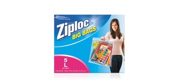 Ziploc® Big Bags L