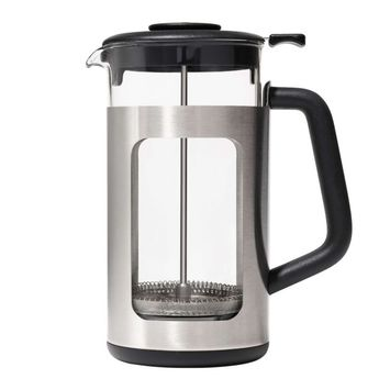 Oxo Brew 8 Cup French Press W/ Grounds Lifter 2.0