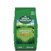 Keurig® Green Mountain Coffee Roasters® Breakfast Blend Decaf Bagged