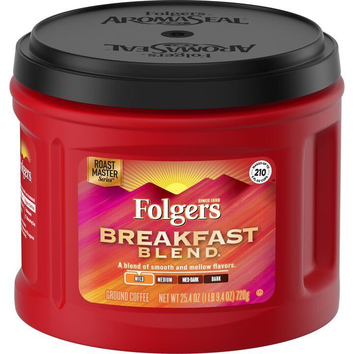 Folgers Breakfast Blend ® Coffee