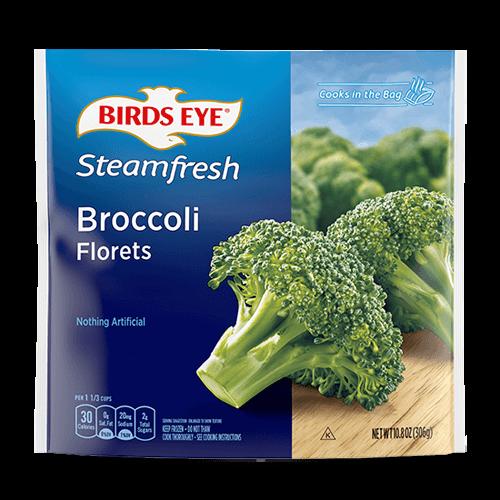 Birds Eye® Steamfresh® Broccoli Florets
