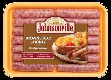 Johnsonville Brown Sugar & Honey Breakfast Sausage Links