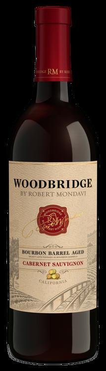 Woodbridge Bourbon Barrel Aged Cabernet Sauvignon
