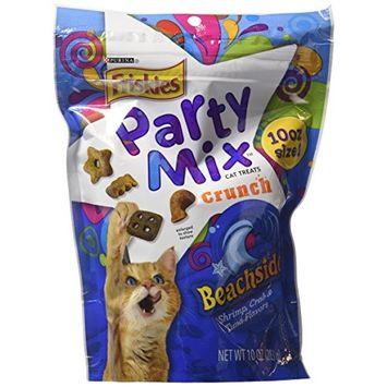 Purina Friskies Party Mix Crunch Beachside Cat Treats
