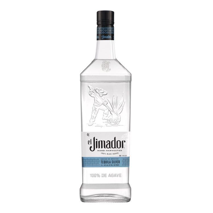 El Jimador Silver Tequila, 80 Proof