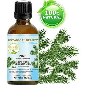 Botanical Beauty Undiluted Pine Essential Oil, 0.33 Fl.oz. (10 ml)