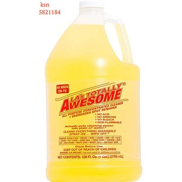 Awesome Products All Purpose Cleaner refill, 128 Fl. Oz.
