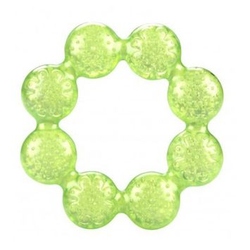 Nuby Pur Ice Bite Soother Ring Teether
