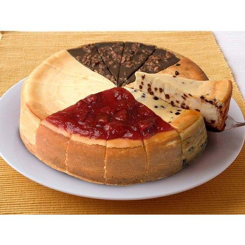 Eli's Cheesecake Original Favorites Sampler Chicago Style