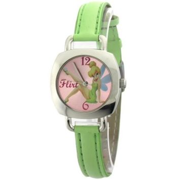 Disney - Disney Tinkerbell Flirt Ladies Watch #MU2584-AV