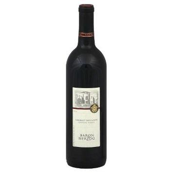 Baron Herzog Wine Cellars® Cabernet Sauvignon - 750mL Bottle