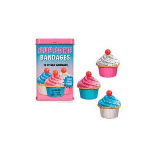 Accoutrements Cupcake Bandages