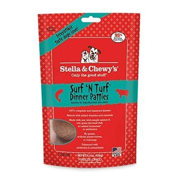 Stella & Chewy's Freeze-Dried Dog Food Surf 'N Turf [Surf 'N Turf]