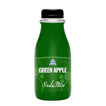 Ralph's Green Apple Sodamix   12oz bottle