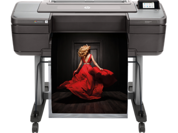 HP DesignJet Z9+ Large Format PostScript® Photo Printer - 24