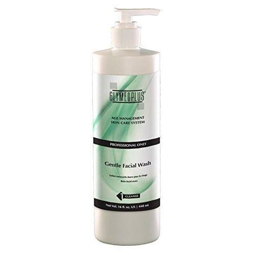 Glymed Plus Gentle Facial Wash 16 oz