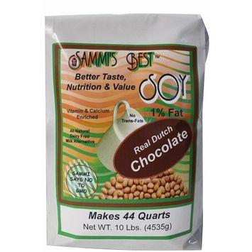 Sammi's Best Dutch Chocolate Soy Milk 10 lbs.