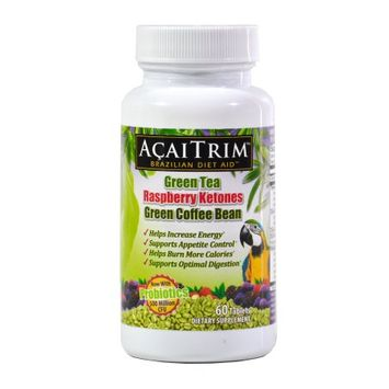 Effihealth Consumer Products AcaiTrim Weight Loss Supplement. Increase Energy. Helps Control Appetite and Boost Metabolism. Helps Burn More Calories.